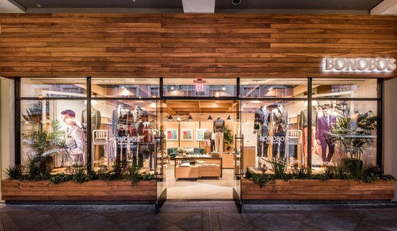 Bonobos retail format guideshop
