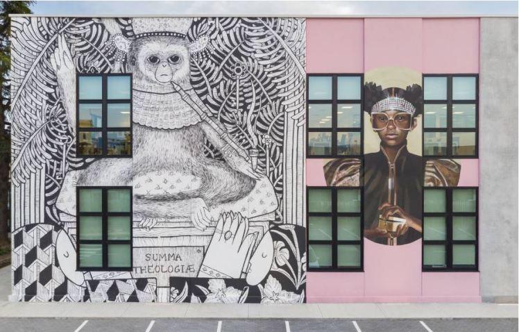 Gucci Art Lab streeart graffiti experimental laboratory fashion luxury