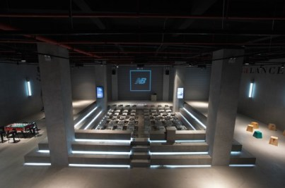 New Balance Kunshan Bird Center Customer Experience Laboratory Innovation