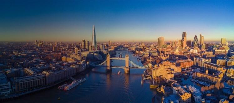 London Best Global City