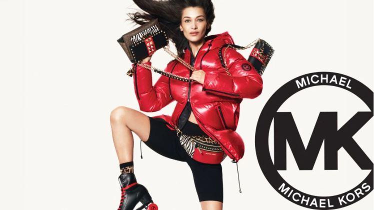 Michael Kors Fashion brand pyramid segment