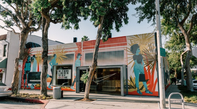 Nike by Melrose retail concept store