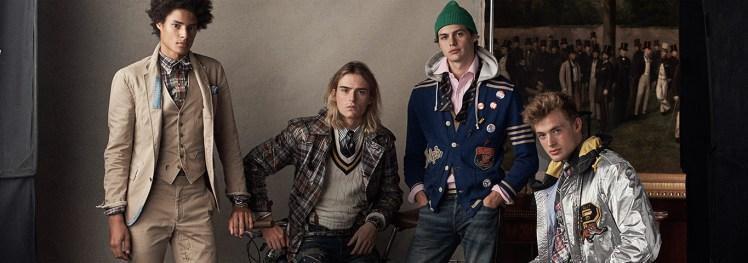Polo Raph Lauren fashion luxury brands segmentation