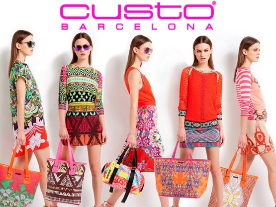 Custo Barcelona fashion brand