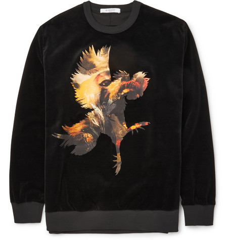 Givenchy Columbian Knit