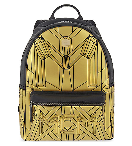 MCM Bionic Medium Backpack