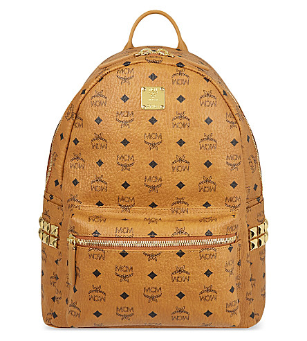 MCM Stark Basic Small Backpack