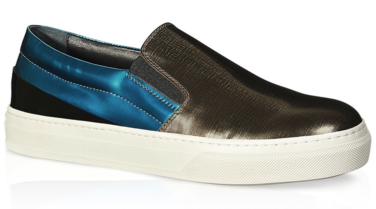 Tod's-Limited-Edition-Metallic-Slip-ons-1