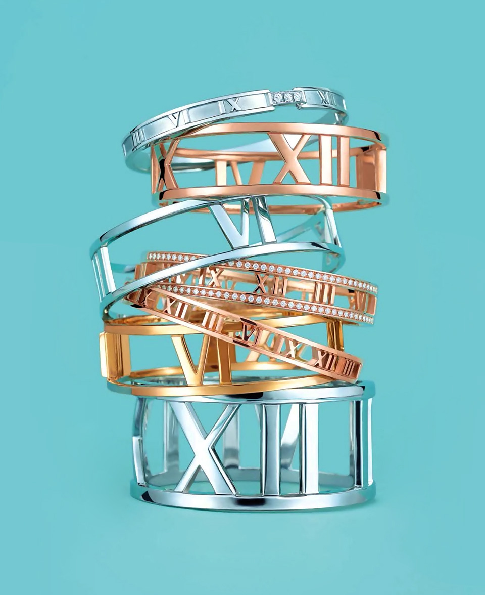 Tiffany & Co  Atlas Collection | Fashion Runway