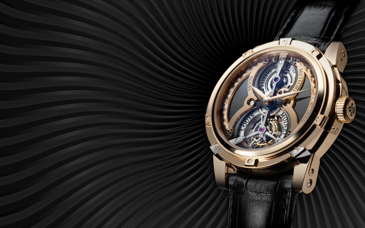 Louis Moinet Meteoris Moon