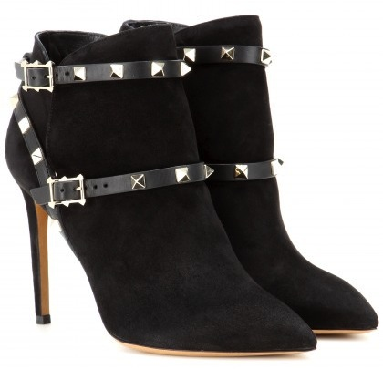 valentino-rockstud-suede-ankle-boots