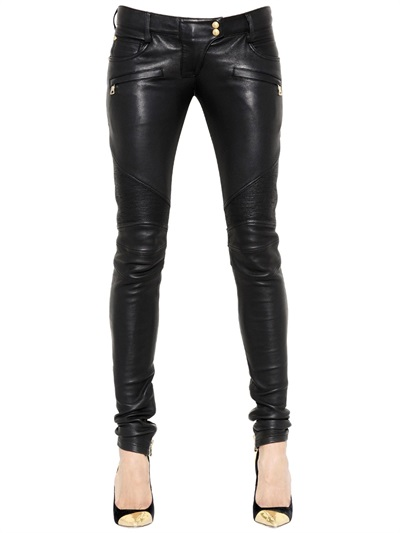 balmain-leather-biker-pants