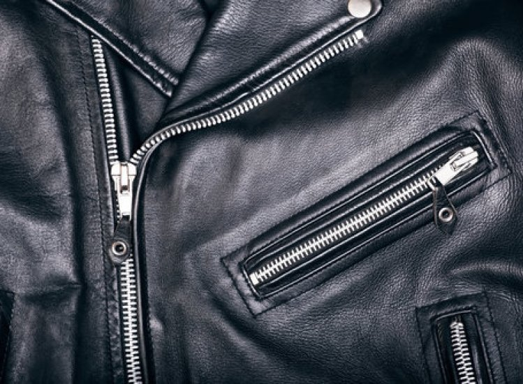Close Up Leather Jacket
