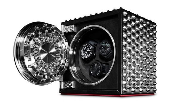 Dottling Colosimo The Spike Limited Edition Watch Winder And Safe