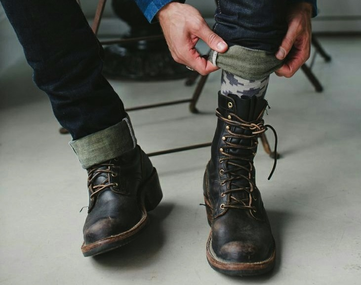 Top 7 Men S Military Style Boots Fashion Runway