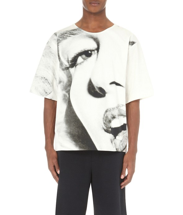 Dries Van Noten Marilyn Monroe T-Shirt