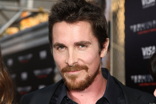 "HOLLYWOOD - MAY 14: Actor Christian Bale arrives at the premiere of Warner Bros. ""Terminator Salvation"" at Grauman's Chinese Theatre on May 14, 2009 in Hollywood, California. (Photo by Alberto E. Rodriguez/Getty Images)"