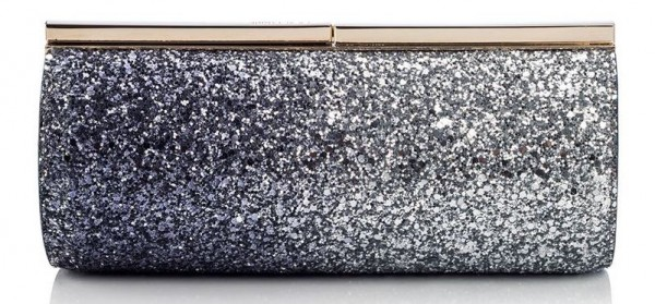 jimmy choo trinket degrade glitter clutch
