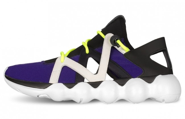Y-3 Kyujo Low Trainers Purple