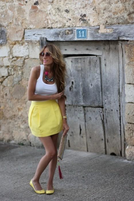 buy online 5a25a f9e6a Gonna a Palloncino : Consigli su Come abbinare