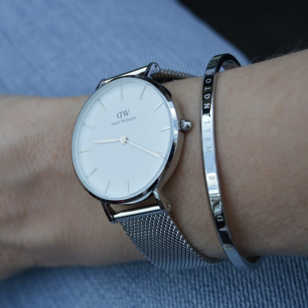 Daniel Wellington Classic Petite Sterling Watch Review