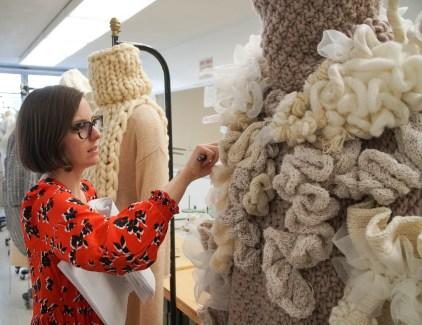 Jaci Carley, Knitwear
