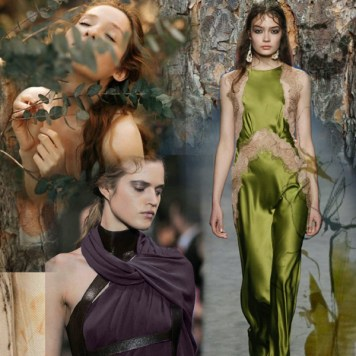 """Mood Board """"Forces of Nature"""""""