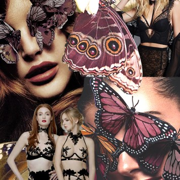 """Mood Page- """"Butterfly Beaujolais"""""""