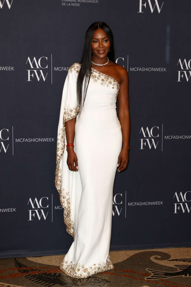 Image result for naomi campbell Monte-Carlo Fashion Week Gala and Awards Ceremony