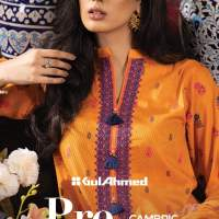 Gul Ahmed Cambric Pre Fall Collection 2021 Buy Online Price Detail