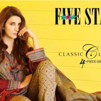 Price Detail Five Star Classic Lawn Collection 2020 for Women