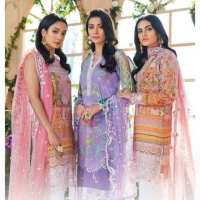 Gulaal Spring Summer Embroidered Lawn Collection 2020