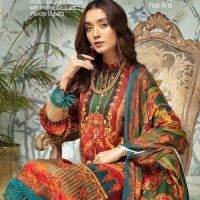 ZARKI'S Printed Jacquard Viscose Collection 2020 By Riaz Arts For Ladies