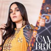 Buy Online Edenrobe Cambric Unstitched Collection 2020