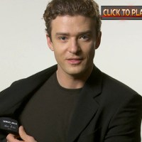 Justin Timberlake Suits Up for 'The Social Network'