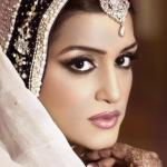 Nazia Malik is a famous TV host, recently got married with Mr.Imran Khan. T
