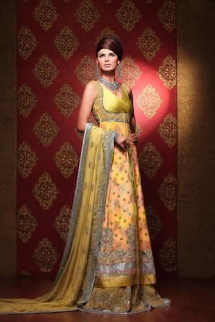 Pakistani latest bridal collection
