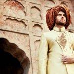 Beautiful Wedding Kurta and Sherwani Designs For men 2013-14 by Dawood Faizan