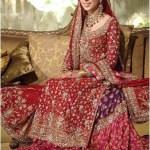 Latest Pakistani Bridal Lehanga Dresses 2013 (3)