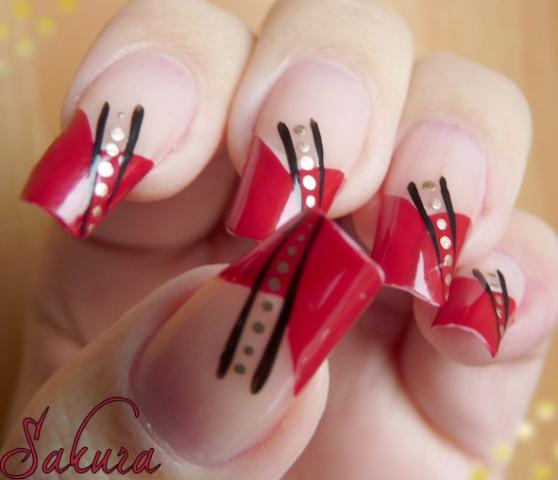 New valentines love nail designs 2013 for girls latest nail art designs valentines day collection 2013 for girls prinsesfo Choice Image