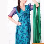 Warda Stylish And Beautiful Summer Lawn (1)