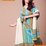 Warda Stylish And Beautiful Summer Lawn (2)