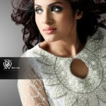 Black and White Couture party wear summer collection (11)