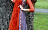 Erum Khan Trendy and stylish summer dress (3)