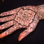 Irani and Persian mehndi designs (2)