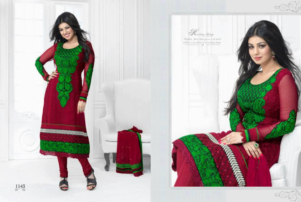 Kashish summer dress collection by aashri creations (6)