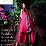 Najia Malik Beautiful Summer Prints (1)
