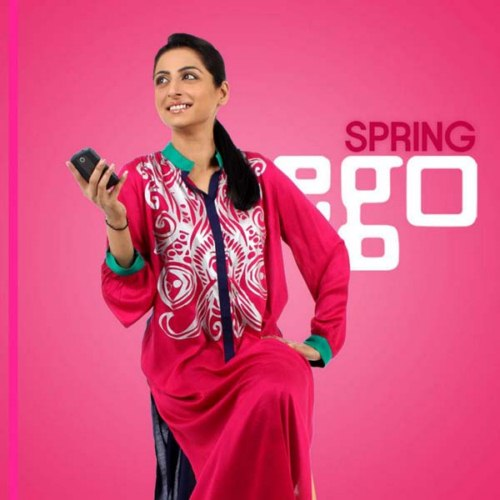 Spring sumer new dress collection by Ego (5)