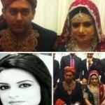 Geo News Anchor Samina Ramzan Wedding Pictures (3)