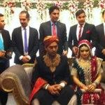 Geo News Anchor Samina Ramzan Wedding Pictures (7)